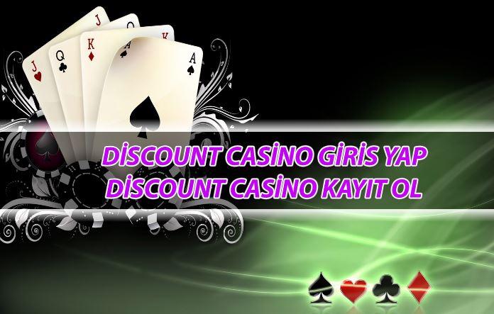 discount casino 2020 incelemesi